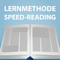 Lernmethode Speed-Reading